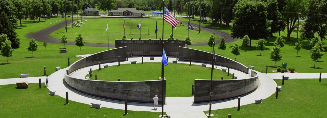 Soldiers Field Veterans Memorial Park